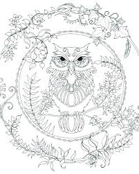 Owl Coloring Page Printable Owl Color Pages Printable Owl Coloring