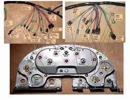 dash gauge wiring wiring aftermarket gauges wiring diagrams 1963 C10 Dash Diagram dash cluster corvetteforum chevrolet corvette forum discussion dash gauge wiring dash gauge wiring 36 dash 1962 C10 Dash