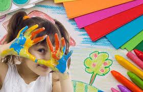Znalezione obrazy dla zapytania zajÄ™cia plastyczne dla dzieci