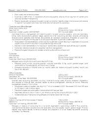 Federal Resume Service Stunning Resume Services Dc Llun