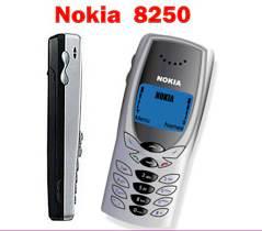 ORIGINAL Nokia 8250 Multi-color 100 ...