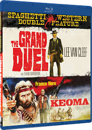 grand duel keoma blu ray cover