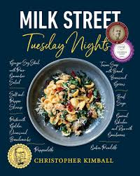 The hebrew word for meal is seudah, with the plural version being seudos or seudot. Milk Street Tuesday Nights More Than 200 Simple Weeknight Suppers That Deliver Bold Flavor Fast Kimball Christopher 9780316437318 Amazon Com Books
