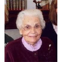 Alice Mildred Johnson Obituary - Visitation & Funeral Information