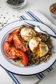 Decorating kitchen door meals images : Book Club: A Change of Appetite // Lentils, Roasted Tomatoes, and ...