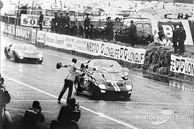 Chris Amon On Ford Beating Ferrari At Le Mans In 1966
