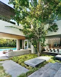 Interior Design: Indoor Courtyard Furniture Ideas - Courtyard House