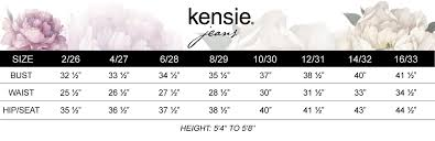 Kensie Jeans Bainton Dark Wash Forever Classic Fitted Jacket