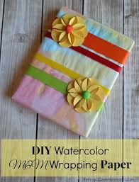 diy painted mm gift wrap 9 of 1