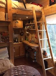 Tiny House Kitchen Bunk Bed Ideas For Tiny Houses For Tiny House Families