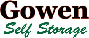 gowen self storage logo