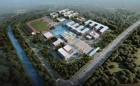 Middle School Design Kunshan Middle School Proposal United Design Group Archdaily