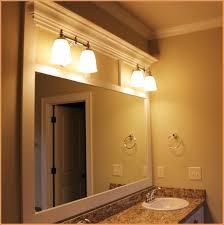 Lowes Mirrors Bathroom Bathroom Mirrors Lowes Canada Astonishing Framed Bathroom Mirrors