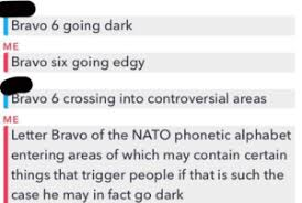Adopted the joint army/navy phonetic alphabet from 1941 to standardise all branches of its armed forces. New Nato Phonetic Alphabet Memes Phoneticize Memes Clearly Memes