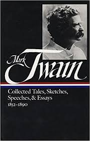 mark twain collected tales sketches speeches essays  mark twain collected tales sketches speeches essays 1852 1890 mark twain louis j budd 9780940450363 com books