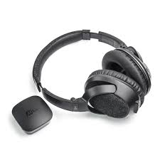 tv headphones. the included matrix3 wireless headphones utilize high-resolution 40 mm drivers to deliver clear speech and dynamic bass, making them ideal for music tv