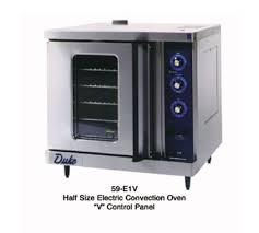 duke 59 e3v half size countertop convection oven 208v 1ph