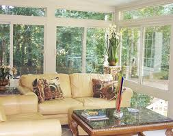 furniture excellent contemporary sunroom design. Sunroom : Yellow Lamp Furniture For Modern Living Room Decor Natural Interior Idea Papasan Remove Excellent Contemporary Design R