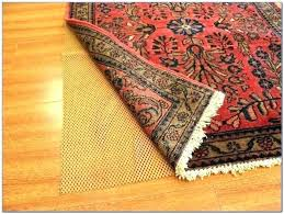 best rug pad for hardwood floors pads area wood rugs home decorating matte