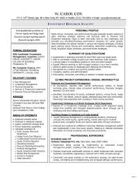 Risk Management Cover Letter Examples Resume Templates Business