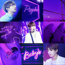 BTS Purple Aesthetic Wallpapers - Top ...