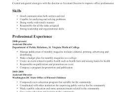 Interpersonal Skills Resume Resume Interpersonal Skills Sample Early ...
