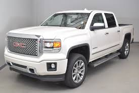 Pre-Owned 2015 GMC Sierra 1500 Denali Pickup for Sale #BG300382 ...