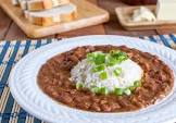 bbq red beans