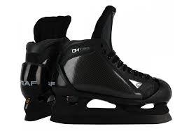 Graf Dm1080 Sr Black Goalie Skates