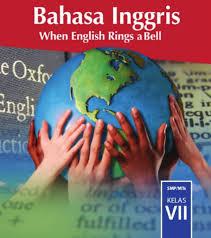 Disimak dari sisi katalog dalam terbitan (kdt) untuk buku guru, diterbitkan menggunakan campuran antara bahasa indonesia dan inggris oleh kementerian pendidikan dan kebudayaan. 15 Judul Buku Bahasa Inggris Kelas Vii Smp Mts Tahun 2019