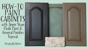 cabinets with annie sloan chalk paint