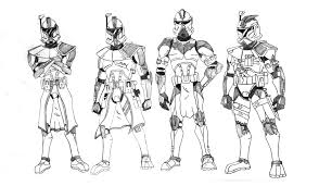 Small Picture Arc Trooper Coloring Pages Coloring Home