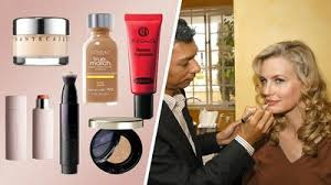 foundation for skin types and nick barose doing daryl hannah s makeup