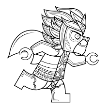 Complimentary Lego Chima Coloring Pages Amazing Funycoloring Pic Of