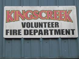 Image result for kings creek volunteer fire department