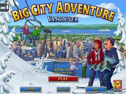 Jeux Big City Adventure - visitez les grandes villes sur Zylom