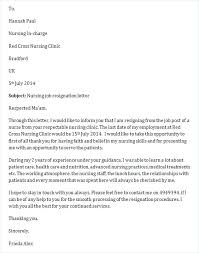 Resignation Of Employment Free Sample Resignation Letter Template Free Samples Of Job