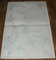 Details About Nautical Chart No 2118 Denmark Entrance To The Baltic Great Belt 1 150 000