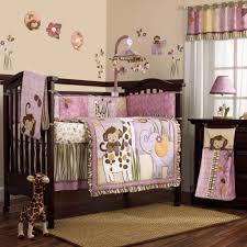 adorable giraffe and monkey crib blanket design crib bedding for girls kids white bedroom furniture small