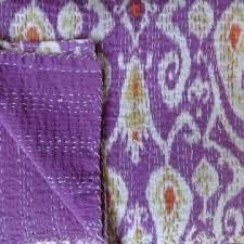 Quilts From India N Wholesale Handmade Designer Throw Cotton ... & quilts from india n wholesale handmade designer throw cotton indian online  uk bedrooms Adamdwight.com