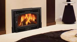 montpelier wood burning fireplace insert by vermont castings