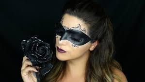 masquerade mask makeup tutorial