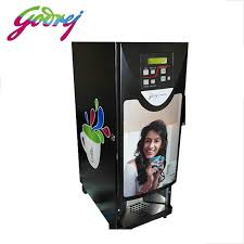 Godrej Vending Machine Manual