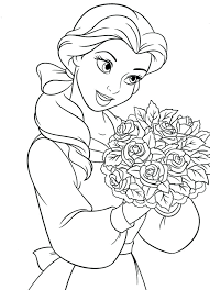 Free Printable Disney Coloring Pages Free Printable Princess