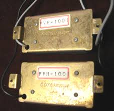 joe s vintage guitars com 1981 gotoh vh1001 vintage paf set of 2 humbucking pickups rare vintage tone