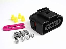 amazon com audi vw ignition coil wiring harness connector repair audi vw ignition coil wiring harness connector repair kit