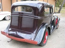 1933 CHEVROLET MASTER DELUXE 2 DOOR SEDAN - Greater Dakota Classics