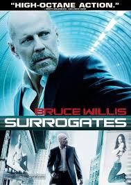 Surrogates Movie Surrogates Movie Cover