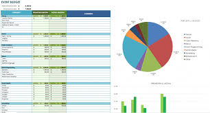 Budget Proposal Template Excel Event Budget Template Sample Of Budget Proposal Template Excel