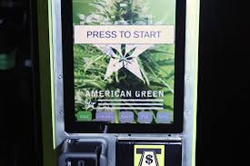 Dispensary Vending Machine Delectable Medical Marijuana Vending Machines Begin Shipping Nationwide Canna